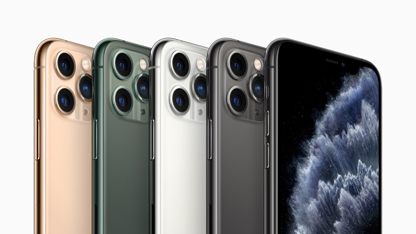 Apple Introduces iPhone 11 Pro And 11 Pro Max With New Midnight Green Color And Triple-Lens Camera