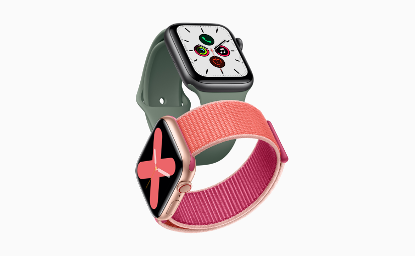 Apple Watch Series 5: Always-on display, new materials, a built-in compass, and more.