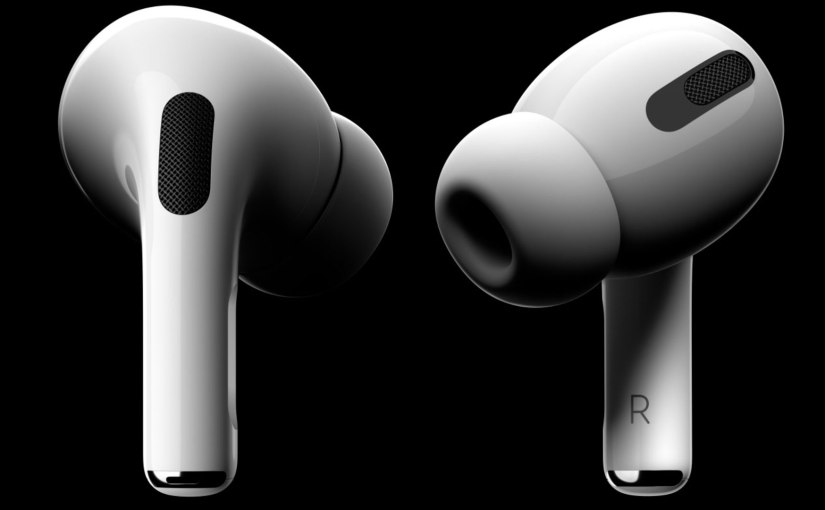 Apple releases AirPods Pro: Noise cancellation, new design, available​ on October 30th