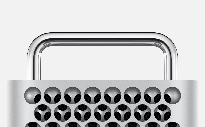 Mac Pro and Pro Display XDR will be available starting in December