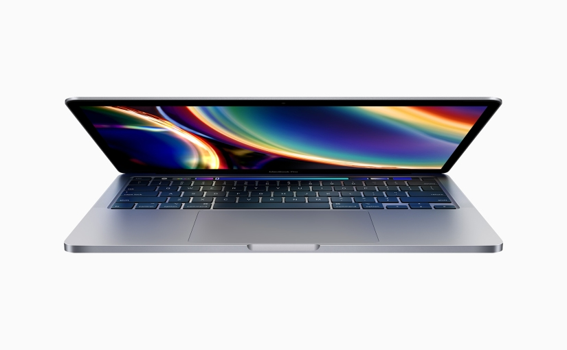Apple releases an updated 13-inch MacBook Pro with 6K monitor support, Dolby Atmos playback